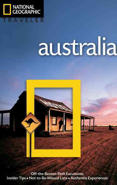 National Geographic Traveler Australia By Smith, Roff Martin